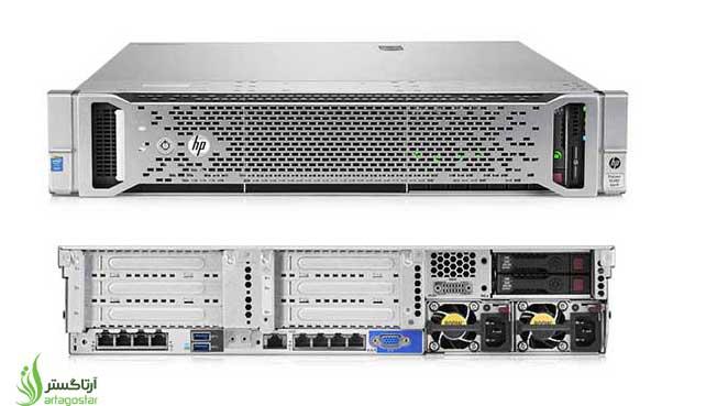 راهنمای ریست و عیب یابی سرور HPE Proliant DL380 Gen9