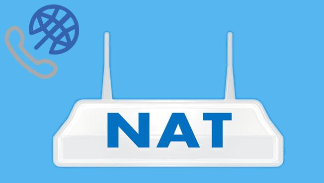 آموزش برطرف کردن مشکل صدای یک طرفه در حالت NAT