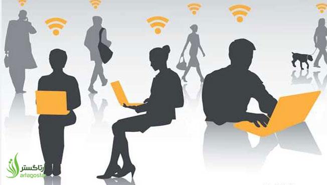 محدود کردن سرعت و حجم اینترنت وایرلس مهمان  به صورت مخفیانه