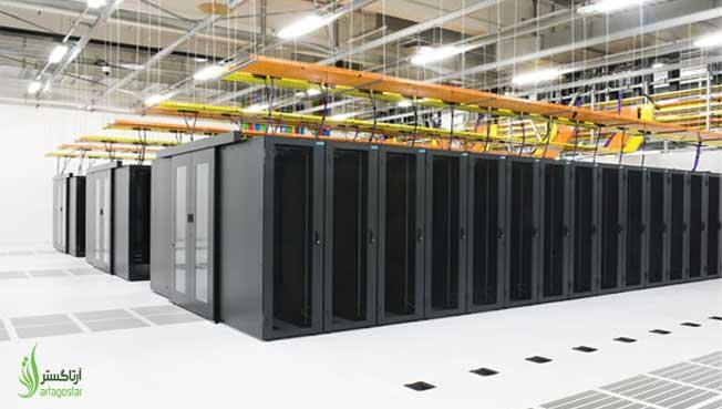 دلایل و مزایای استفاده از رک در شبکه