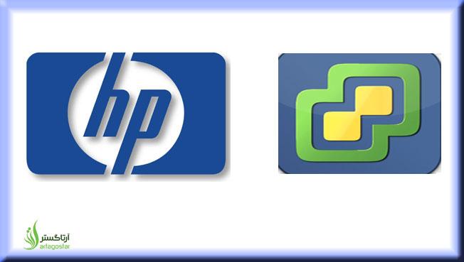 آموزش تغییر رمز HP ILO از طریق ESXI