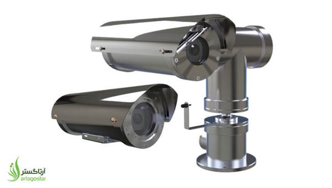دوربین مداربسته ضد انفجار چیست