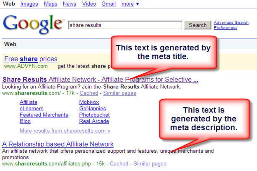 قسمت نوزدهم آموزش الفبای سـئو  متا تگ توضیحات یا (Meta Description Tag) در سئو چیست؟