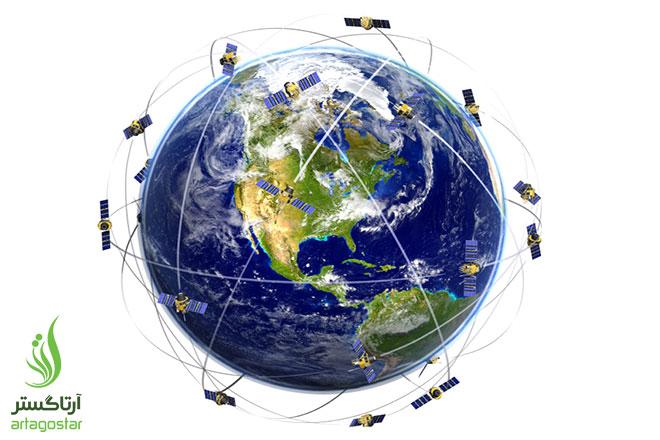 GPS چگونه کار میکند؟