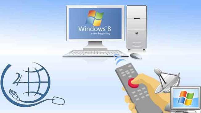 راهنمای اتصال چند کاربر همزمان به سیستم عامل ویندوز